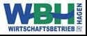 Logo Wirtschaftsbetrieb Hagen (WBH)